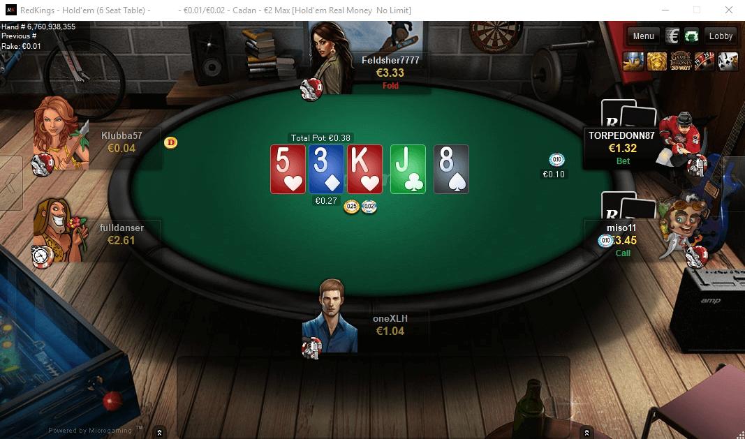 Pool Bankroll 97118