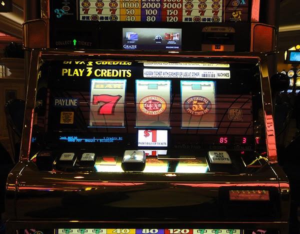 Slot Machine Odds 44209