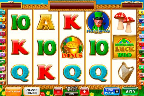 Irish Luck 49863