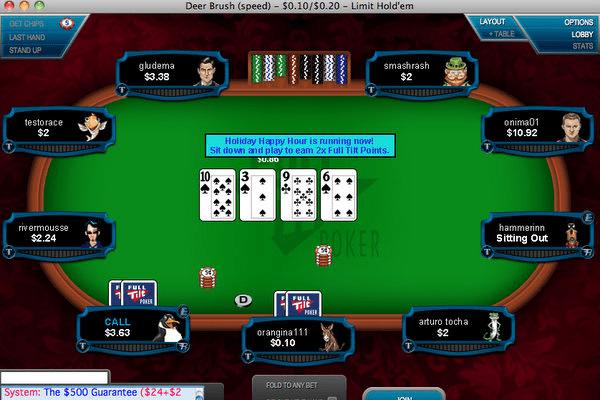 Casino Deposit by 10416
