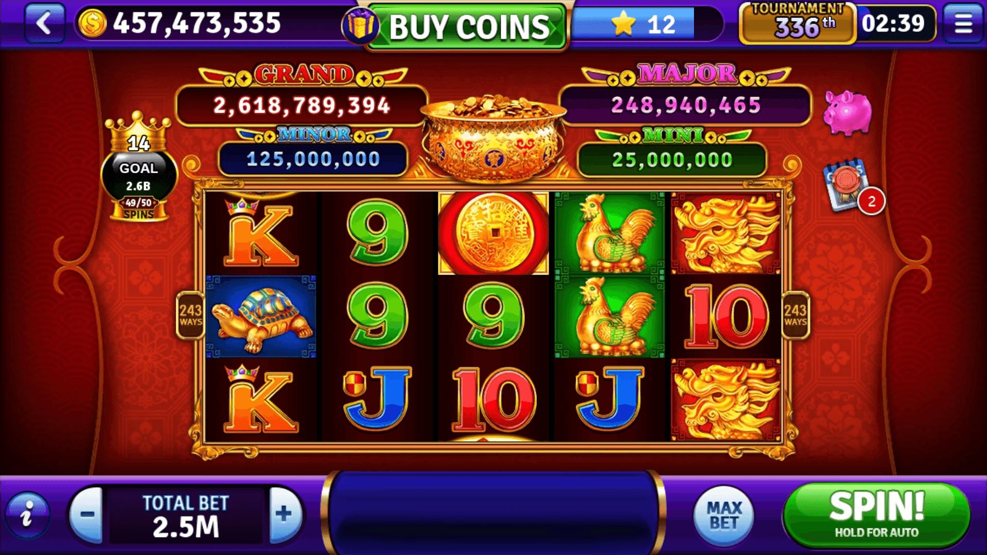 Jackpot Bells 77965