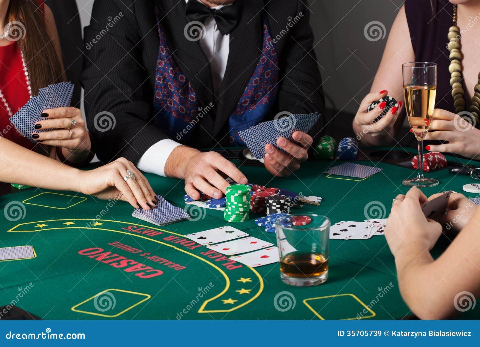 Professional Gambler 75709