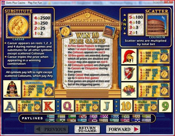 Casino Rules 87992