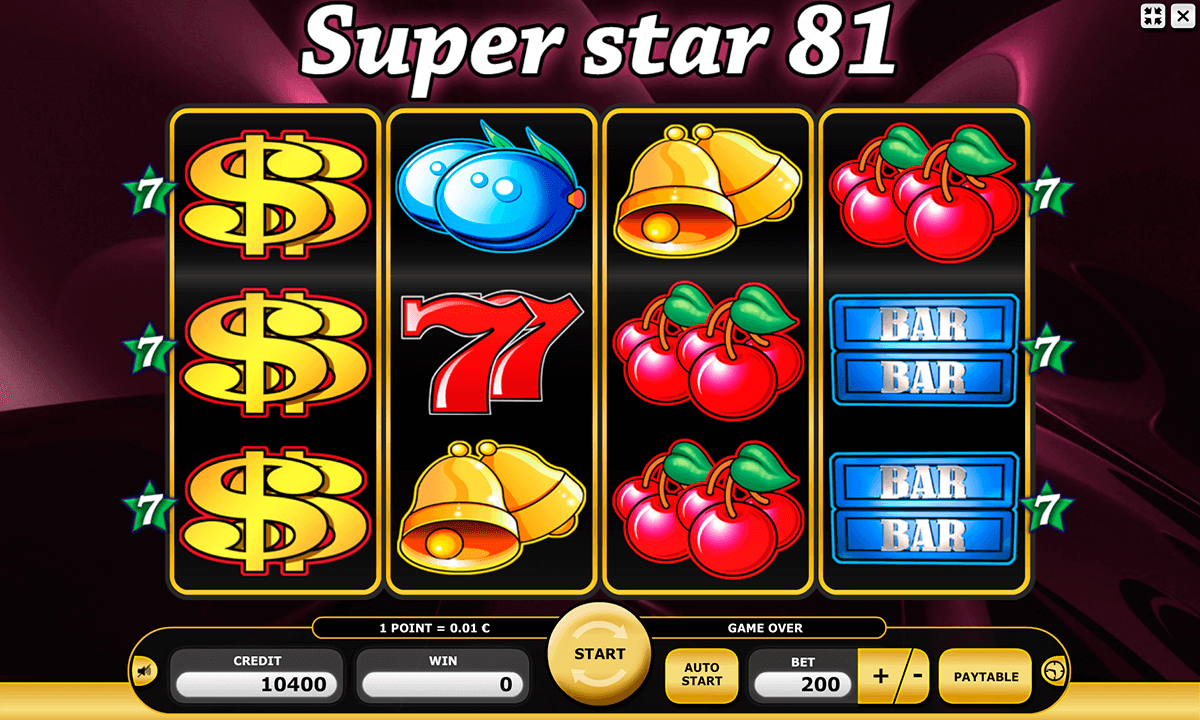 Slot Machine 21257