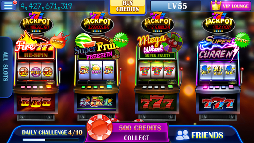 Slot Machine 47636