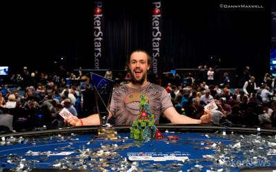 Winner PokerStars 25625