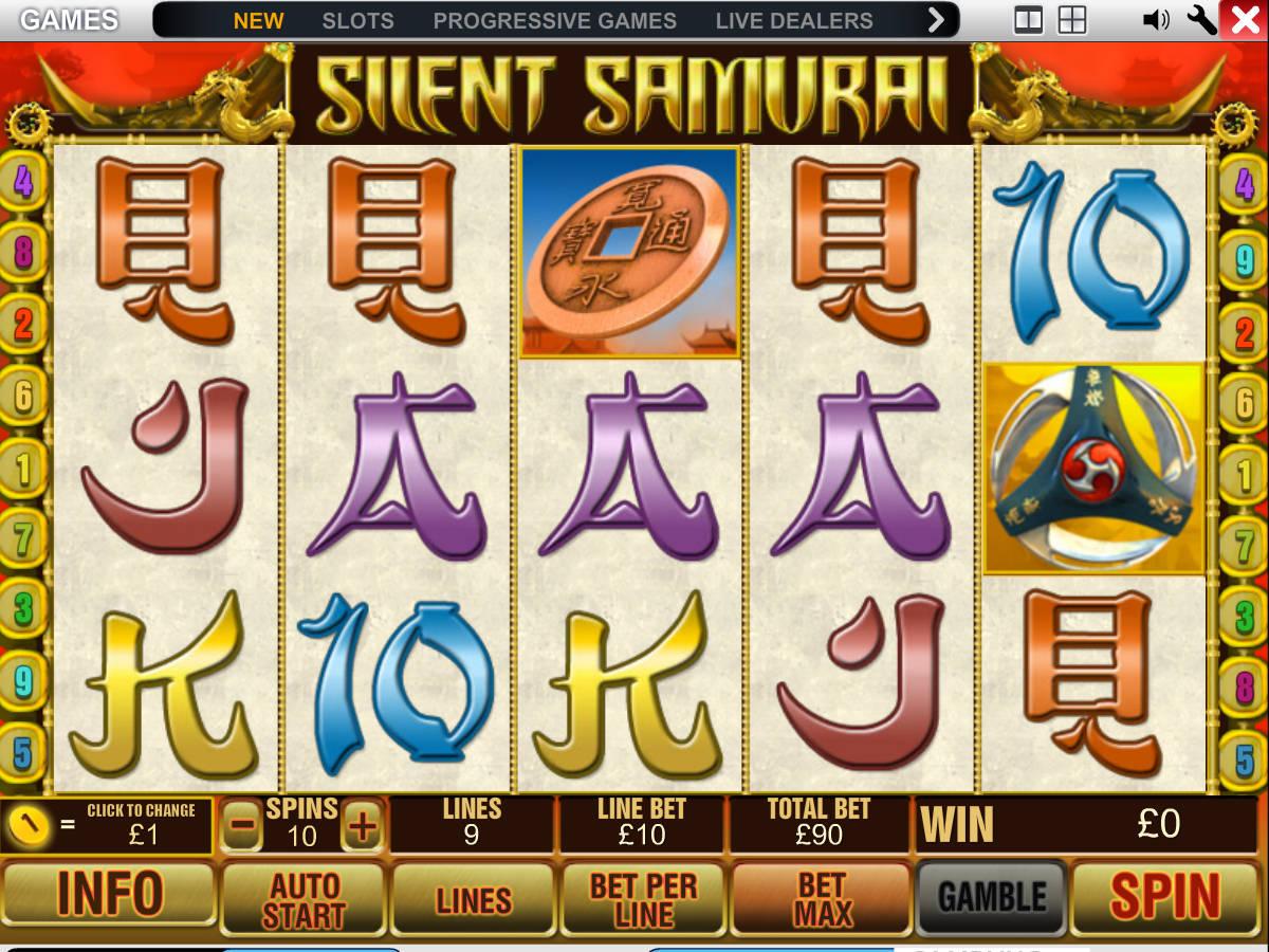 Silent Samurai 61562