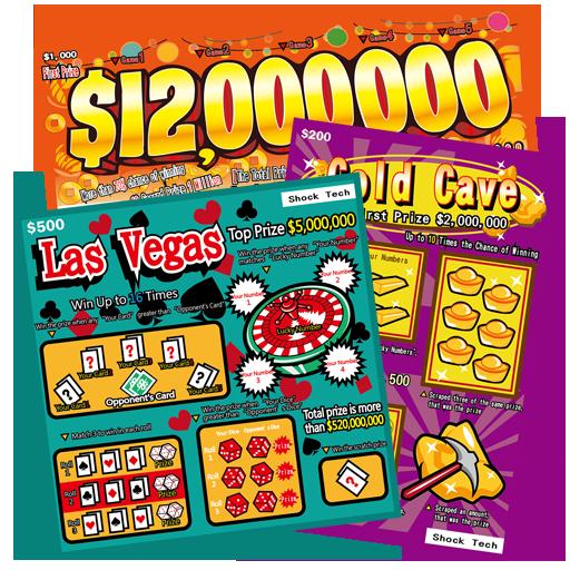 Scratch Cards 46376