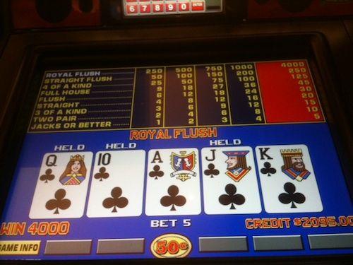 Video Poker 20563
