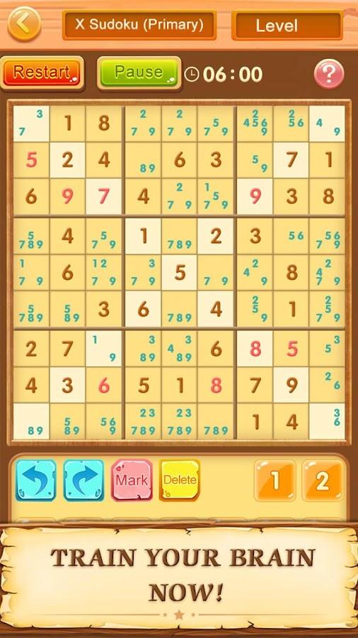 Sudoku Classic 36440
