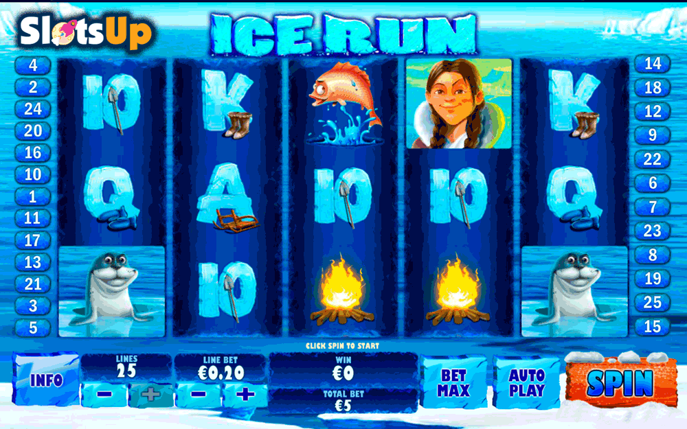 Ice Run Slot 41101