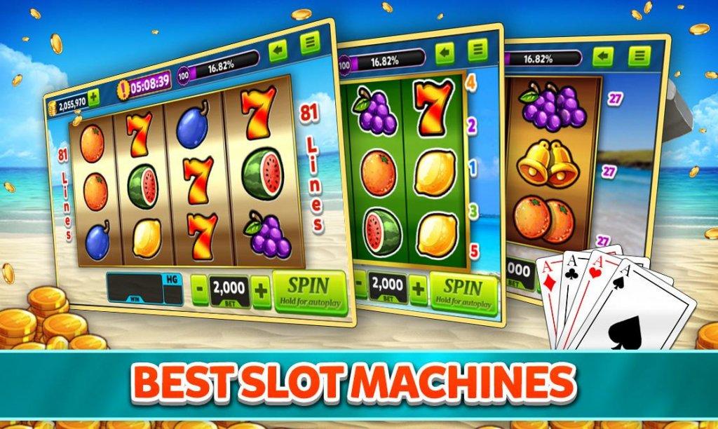 What Slot Machines 54040