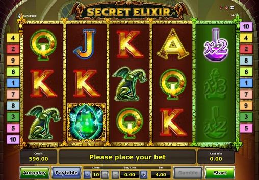 Slot Secrets 73923
