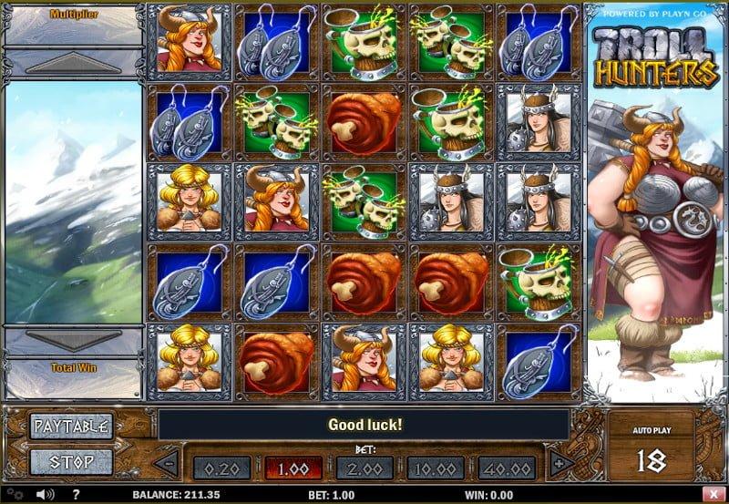 Troll Hunters Slot 91764