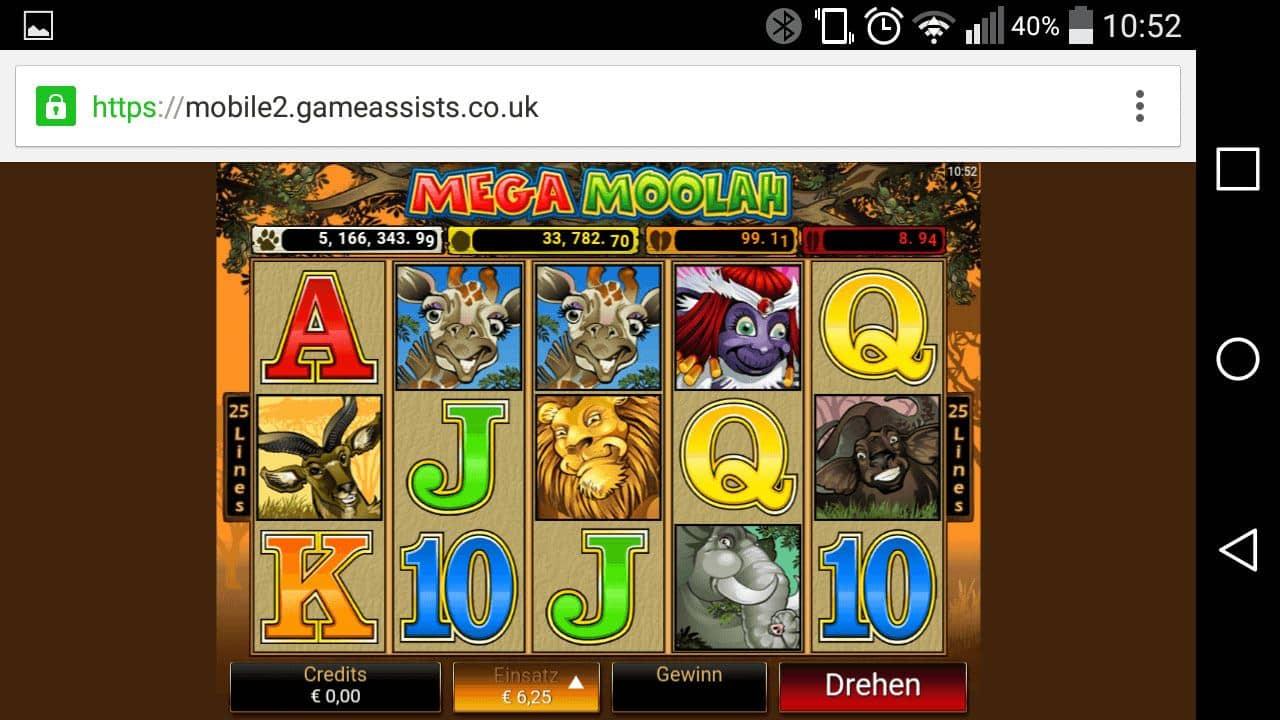 Mobile Casino for 16369