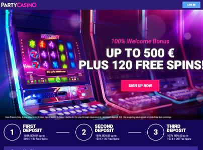 Party Casino Free 77158