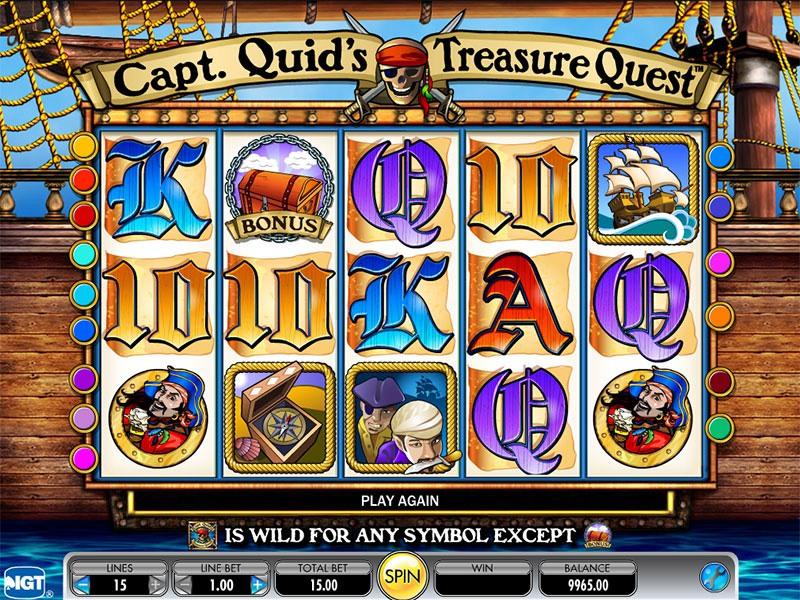 Slot Machine 74981