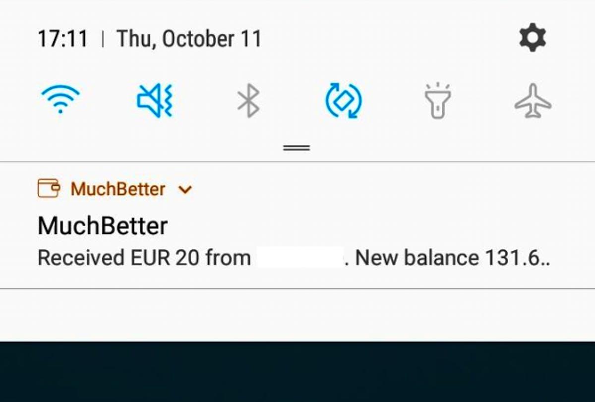 Virtual Money Balance 8343