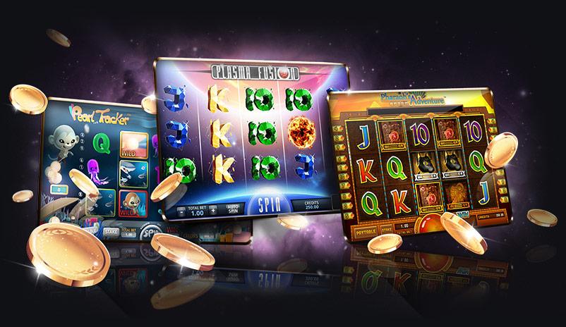 Slot Machine 24977