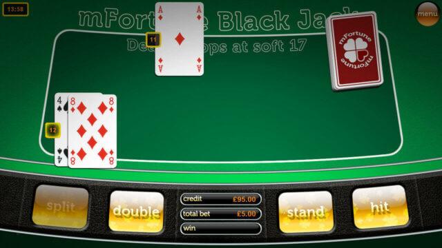 Classifying Blackjack Games 47204