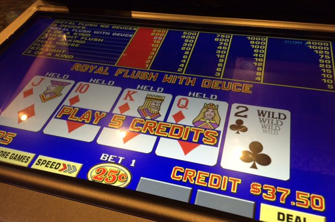 Video Poker 31713