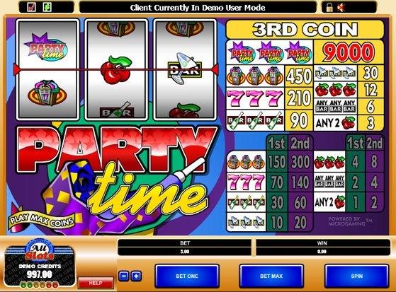 Jackpot Party 36180