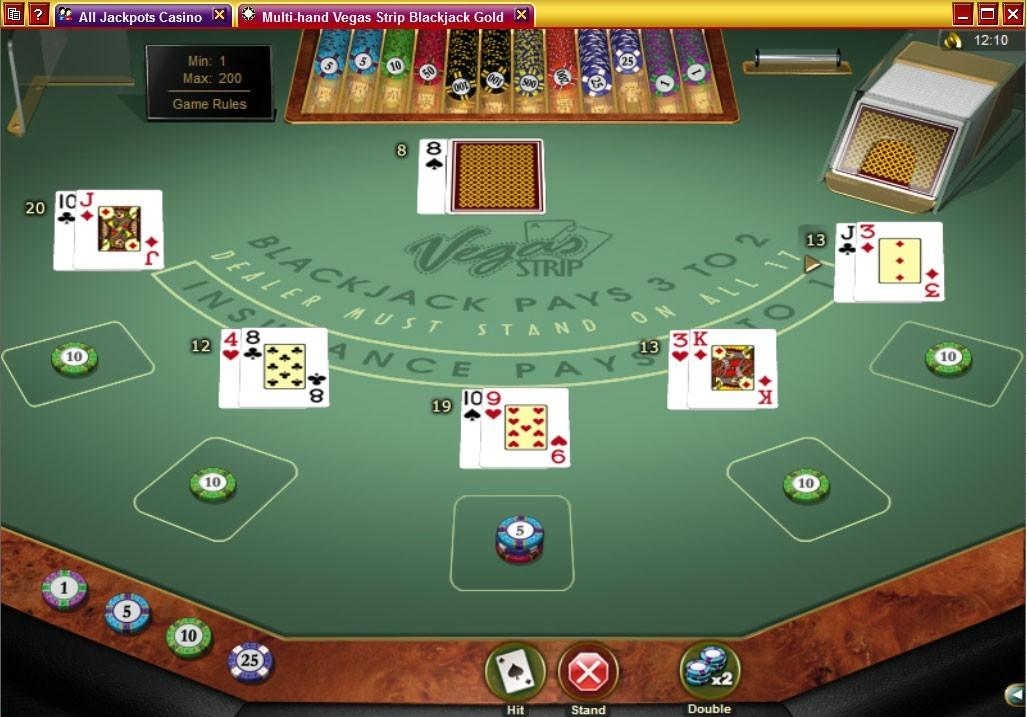 Casino Deposit by 13082