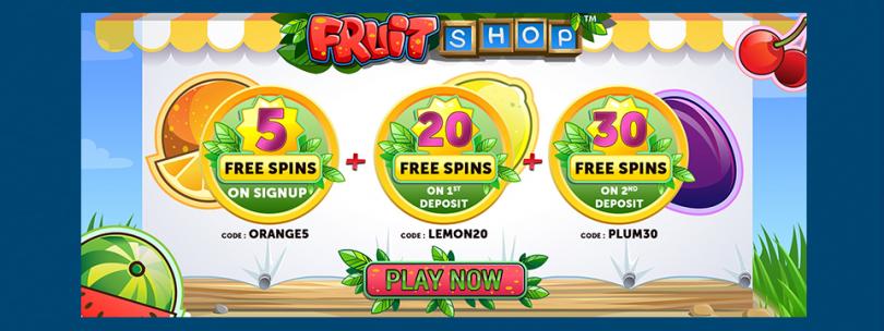 Fruits Pokie 30941