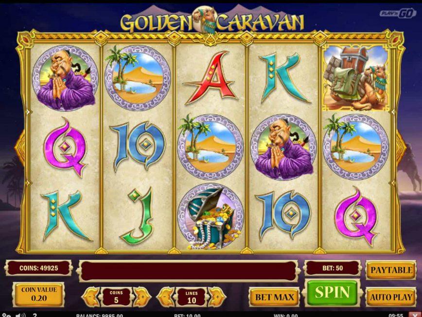 Golden Legend Slot 79019