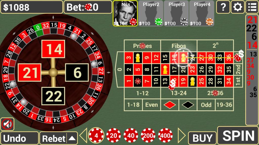 Roulette Next 53970