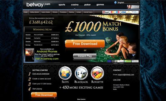 Casino Deposit by 5117