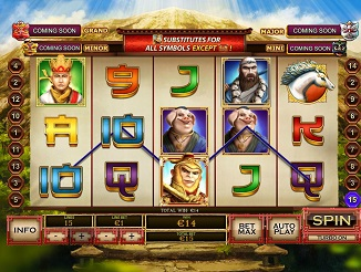Ming Dynasty Slot 52474