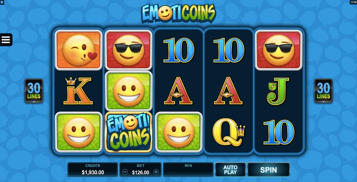 Winnable Game EmotiCoins 85773