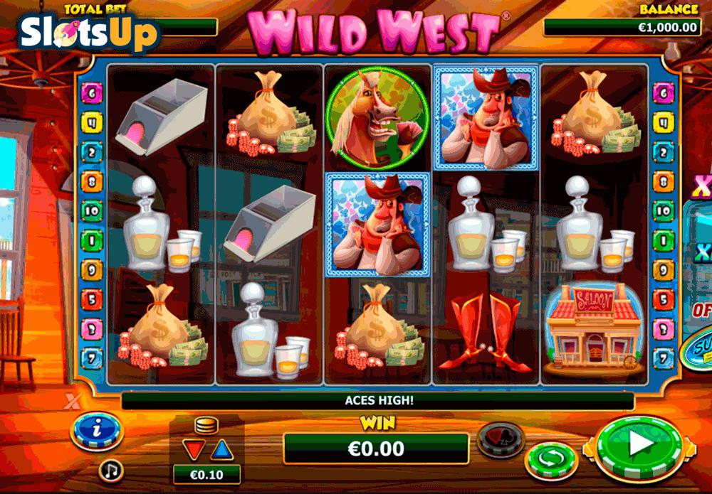 Western Slots 32508