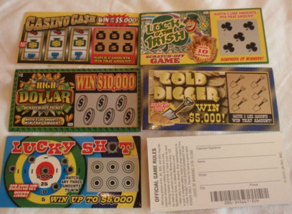 Lottery Deal 59064