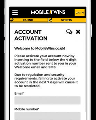 Activated Account Mybookie 40600