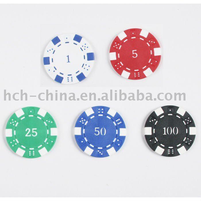 Poker Chip 33836