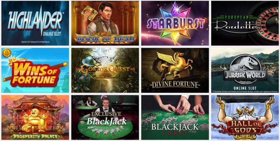 Track Play Casino 54818