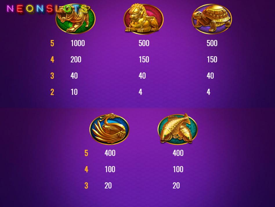 Golden Legend Slot 60110