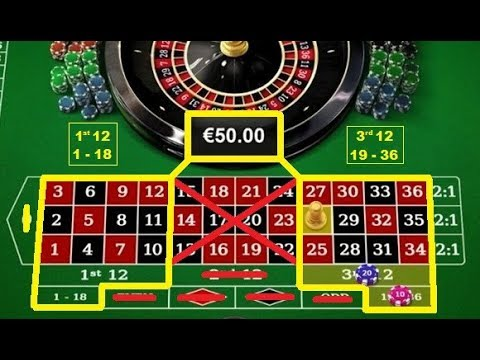 Roulette Strategy 48290