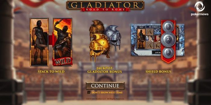 Gladiator Slot Which 19357