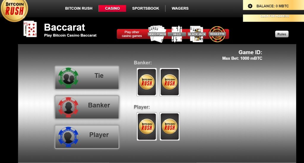 Baccarat Strategy 80224
