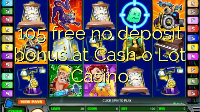 Online Casino Cash 95732