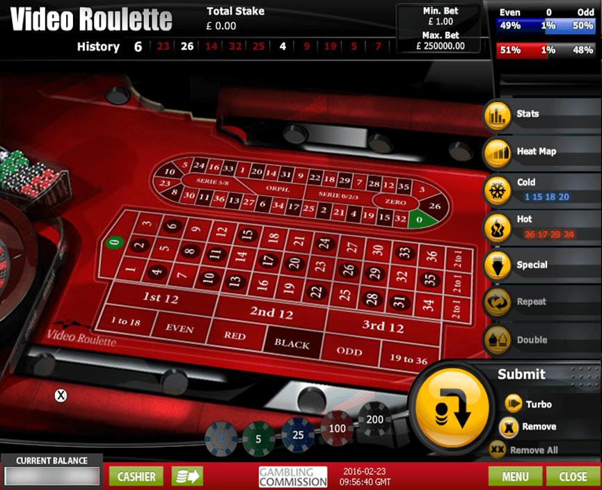 Best Online Roulette 10031