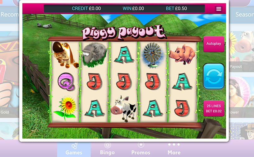 Best Slots Payout 69871