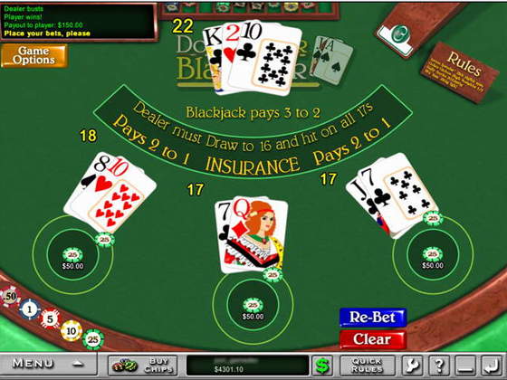 Blackjack Card Counting 76103