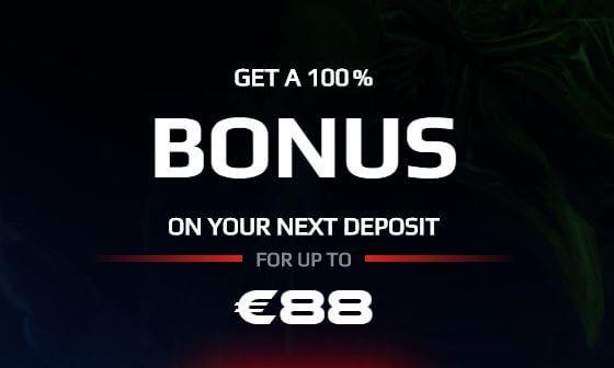 Bonus First Deposit 71823