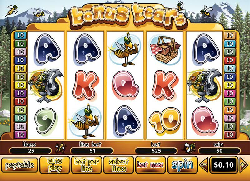 Bonus Rounds 38781