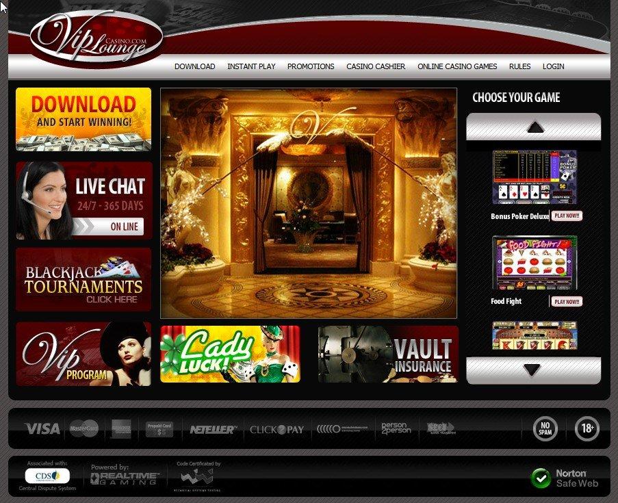 Bonus VIP Lounge 45571