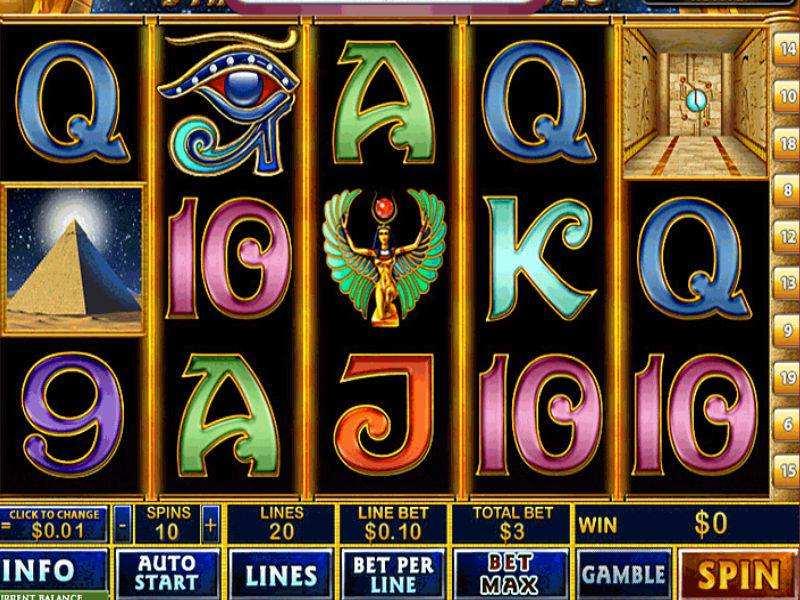 Casino Slot 18919